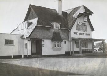 The White Hart about 1960 [PL/PH/2/28]